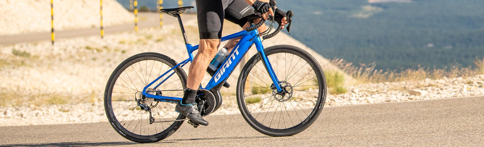 Road E+ Pro Electric Bike