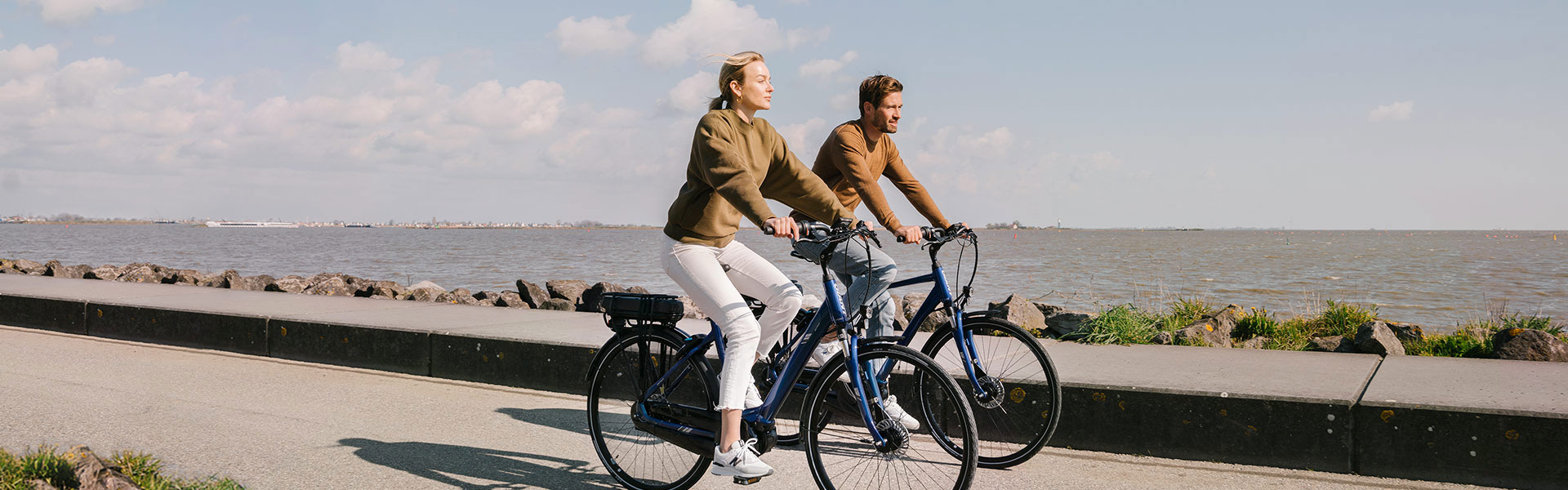 Zorgeloos fietsen met de Giant Entour E+