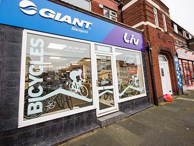 Giant Blackpool