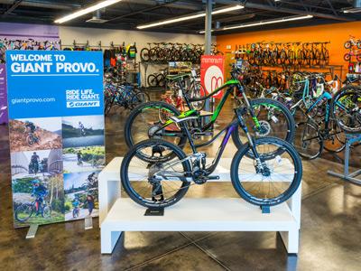 Giant Provo - Taylor's Bike Shop