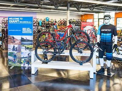 Giant Taylorsville - Taylor's Bike Shop