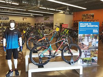 Giant Riverton - Taylor's Bike Shop