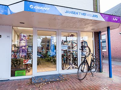 Giant Store Jansen Tweewielers