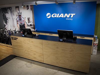 Giant Glenelg