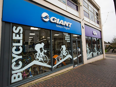 Giant Newport Pagnell