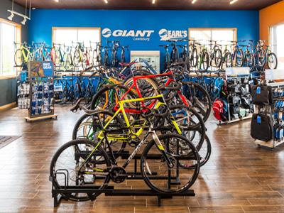 Giant Lewisburg Earl's Bicycle Store