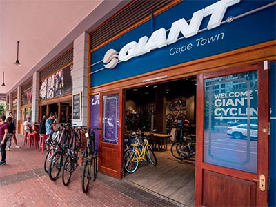 Giant Cape Town