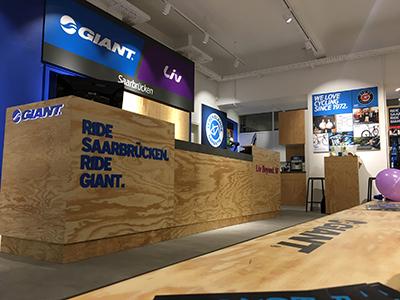 Giant Store Saarbrücken