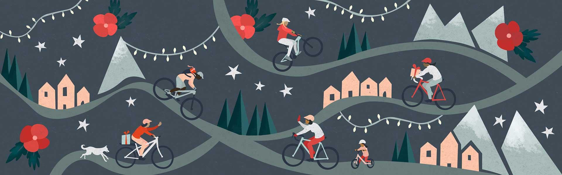 Guide Cadeaux pour Cyclistes