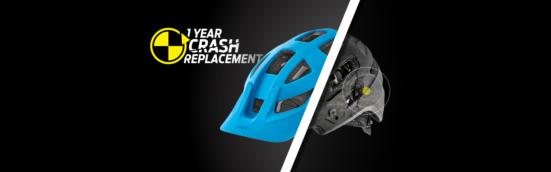 Helmet Crash Replacement