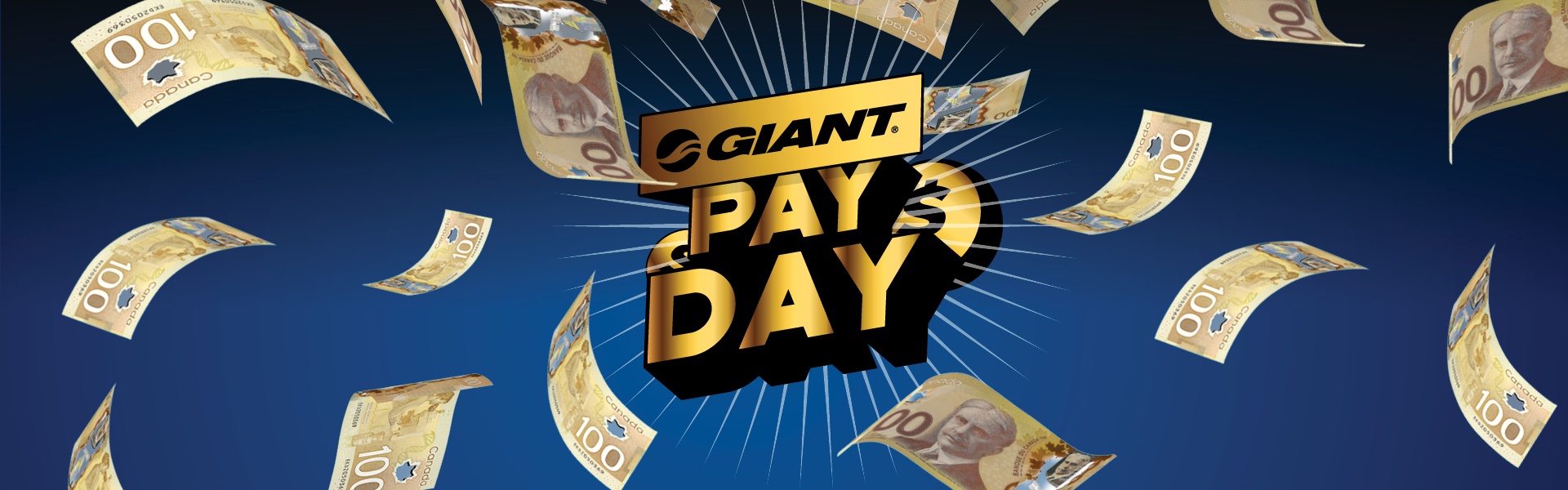 Giant Pay Day!