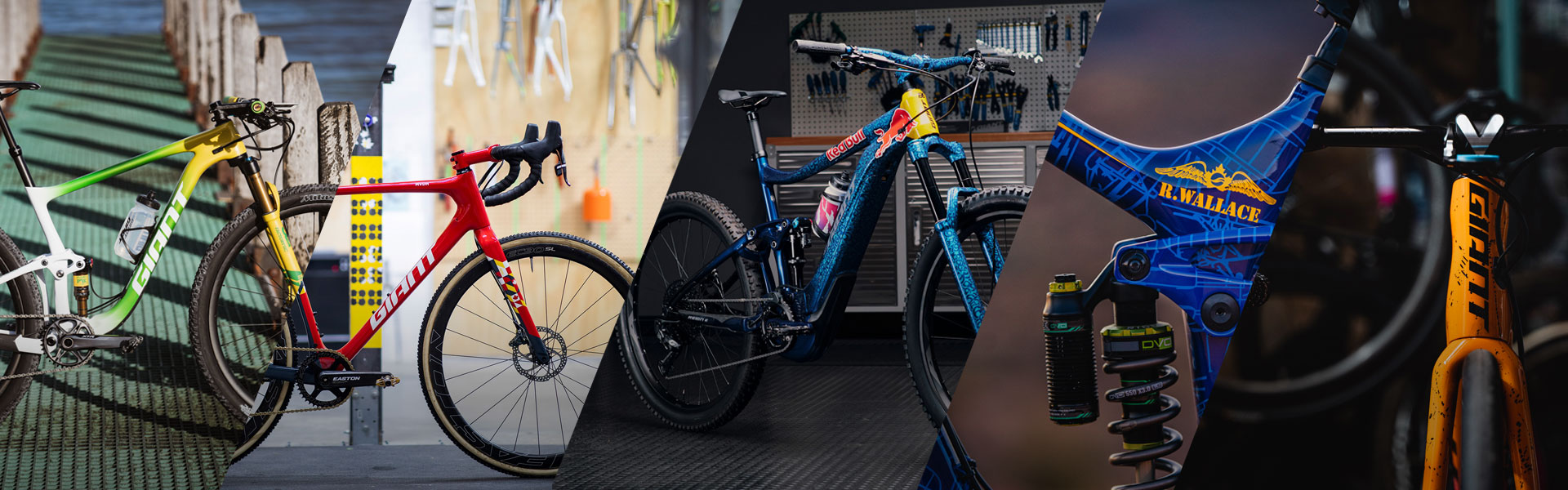 10 of the hottest Giant bikes of 2019!