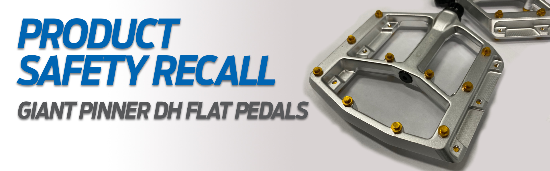 Online Pedal Replacement Request Page