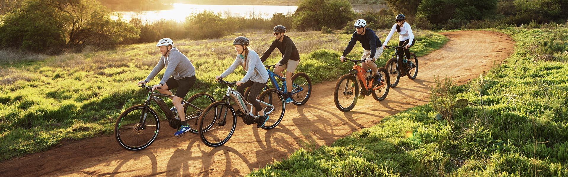 E-bikes For Everyone, Part 1