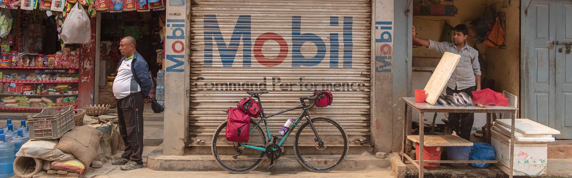 Exploring Nepal By Bike